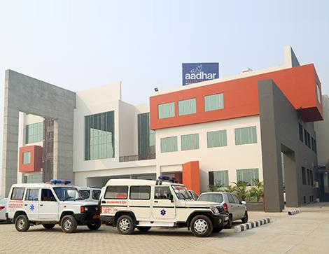 aadhar hospital